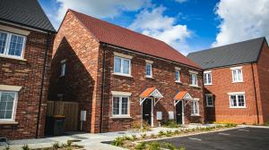 New residential builds in Northamptonshire